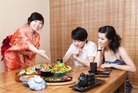 La dieta japonesa es clave para la longevidad