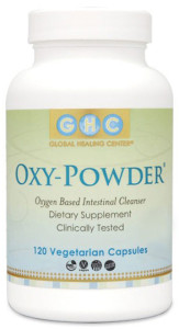 Oxy-Powder limpieza de colon