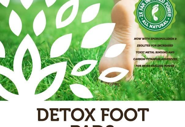Desintoxicación para pies, ¿es efectiva?