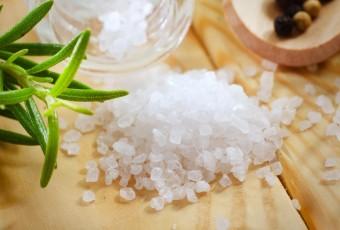 Peligros de la sal refinada